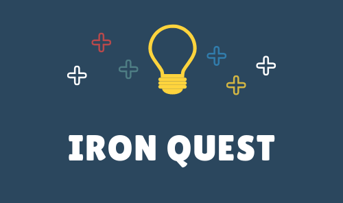Iron Quest Logo