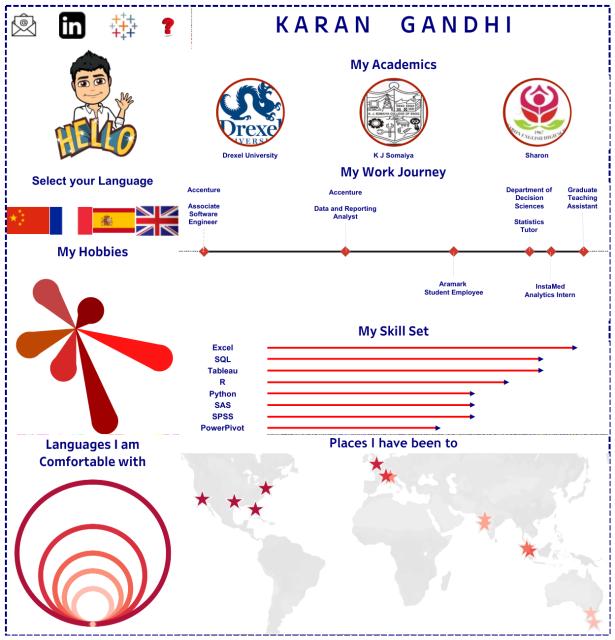 Karan - Bilingual Vizume