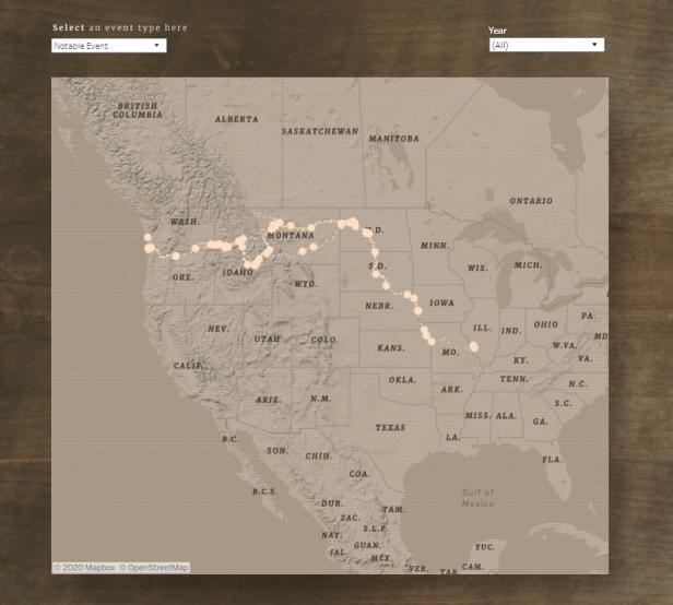 David - Map