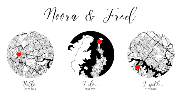Fred - Noora & Fred