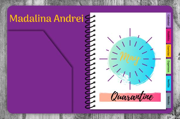 Madalina - Bullet Journal